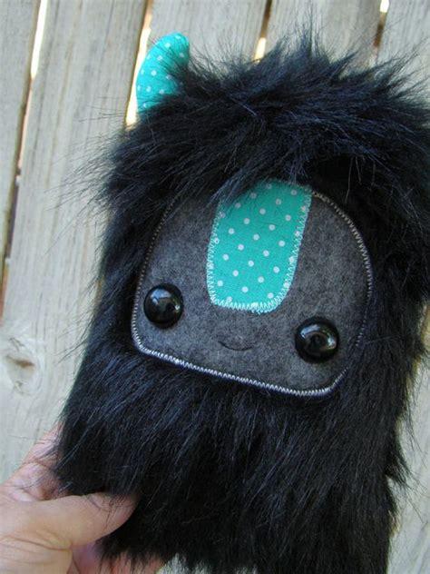 yeti plushie pattern cute monster plush stuffed yeti kawaii plush patterns