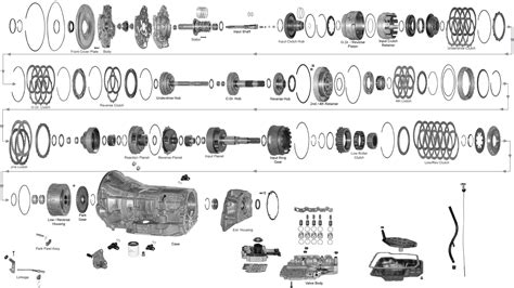 45rfe transmission diagram whatever it takes transmission parts