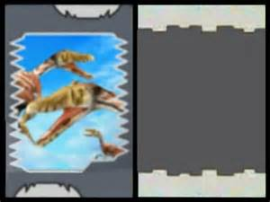 Dinosaur king velociraptor card dinosaur king velociraptor