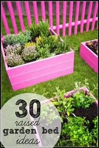 remodelaholic 30 raised garden bed ideas