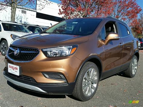 buick encore 2017 colors 2017 river rock metallic buick encore preferred 116985491