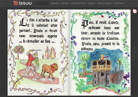 2218747154 le chevalier au lion yvain yvain ou le chevalier au lion arts plastiques