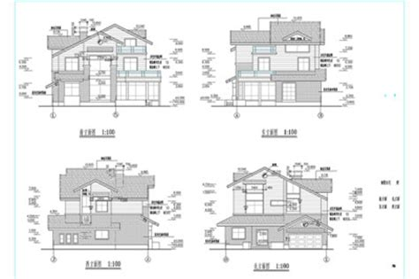 free autocad home drawings plans autocad free