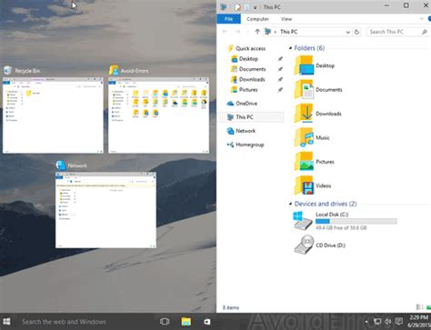 windows 10 snap tutorial how to disable snap assist feature windows 10 avoiderrors