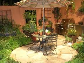 Small Garden Patio Ideas Small Garden Ideas For Backyard Think Global Print Local