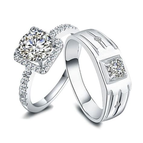 mens and womens wedding rings wedding promise