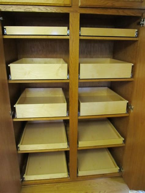 Roll Out Pantry Shelves by Roll Out Shelving For Your Pantry