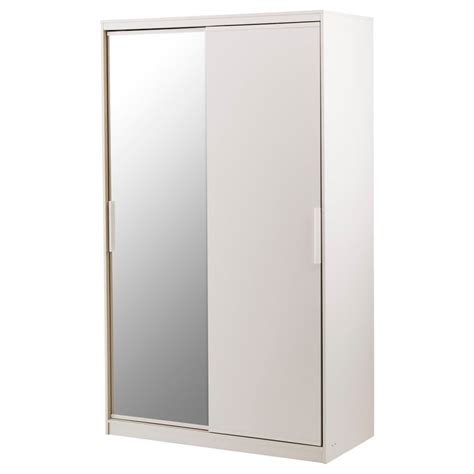 ikea mirrored wardrobes morvik wardrobe white mirror glass ikea bedroom