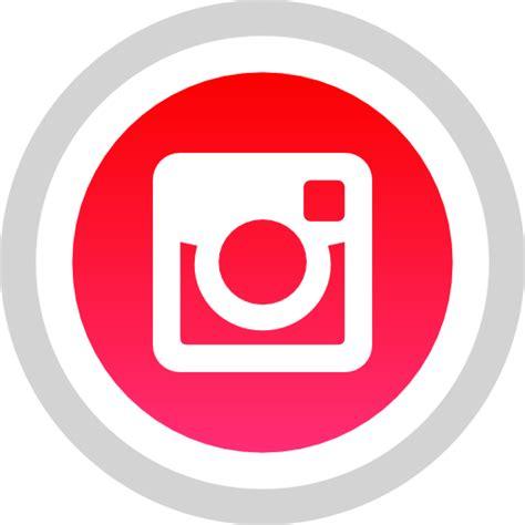 instagram sosial media logo gratis ikon  social
