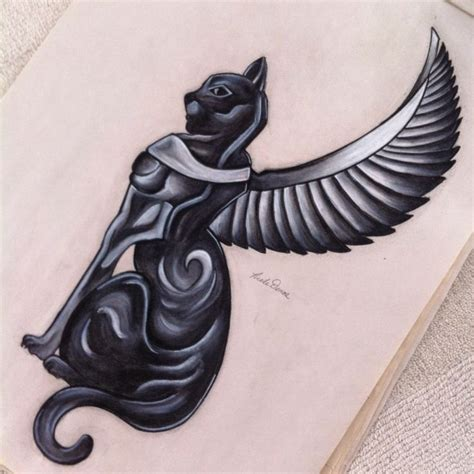 egyptian cat tattoo designs 1000 ideas about cat tattoos on