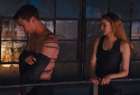 theo james tattoo theo divergent www pixshark images