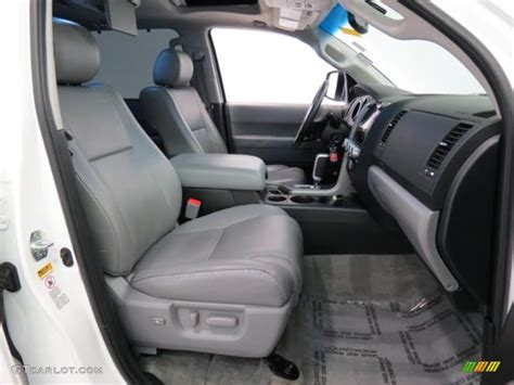 Toyota Sequoia Interior Colors by 2011 Toyota Sequoia Limited 4wd Interior Photos Gtcarlot