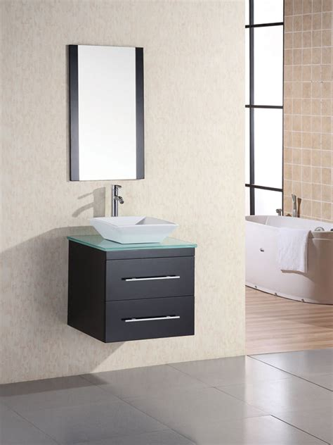 bathroom vanity portland oregon 24 quot portland vessel sink vanity glass bathgems com