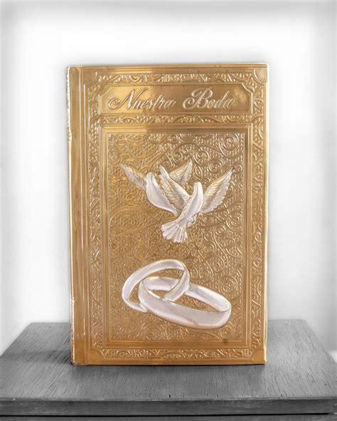 biblia para regalos y 143360793x boda biblia grande para boda palomas anillos 900 00