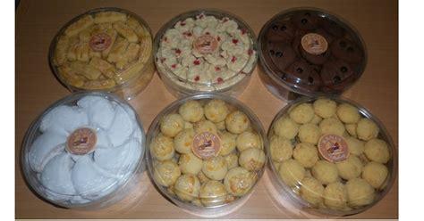 Clarinta Cookies Paket Isi 6 kania bakery isi paket lebaran