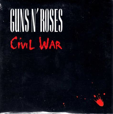 download mp3 guns n roses civil war guns n roses civil war french promo 5 quot cd single civil war