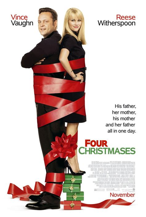 vince vaughn christmas movie four christmases