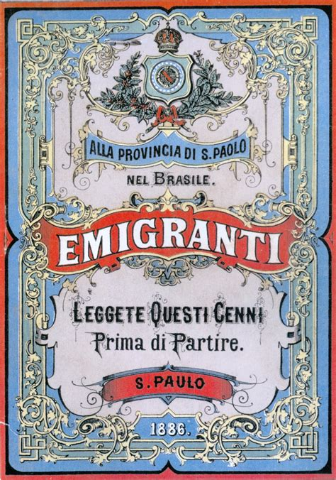 emigrazione interna italiana imigra 231 227 o italiana no brasil wikip 233 dia a enciclop 233 dia livre