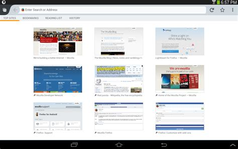 5 free web browsers for android users internet
