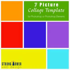 picture templates free 7 picture photo collage template