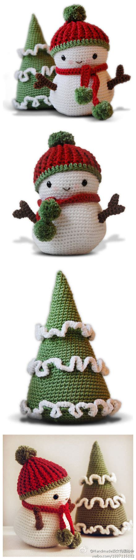 frosty snowman christmas tree ideas frosty the snowman and tree by pepika crochet snowman tree