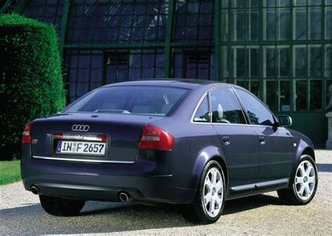 Audi S6 C5 Review by Review Audi C5 S6 2001 04