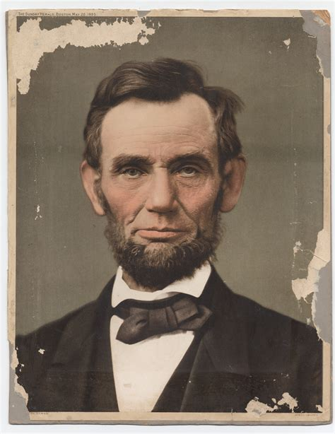 what color was abraham lincoln file abraham lincoln color reproduction of gardiner