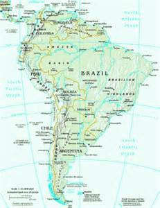 map of south america islands islands of south america