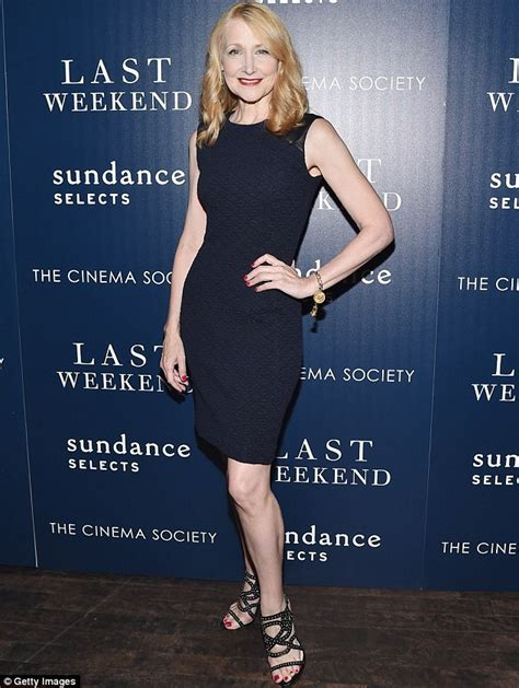 patricia clarkson is she married patricia clarkson while passing the little remaining young