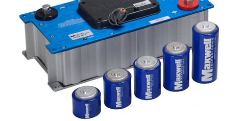 maxwell capacitor charger charged evs maxwell and corning agree to work together on ultracapacitor tech
