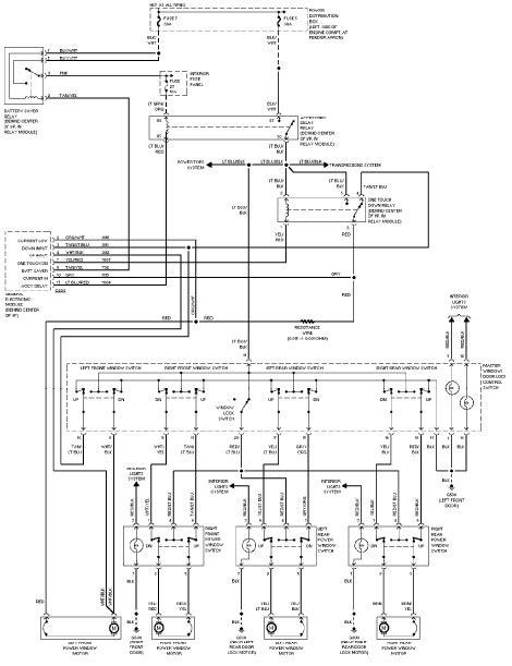 wiring diagrams  ford explorer