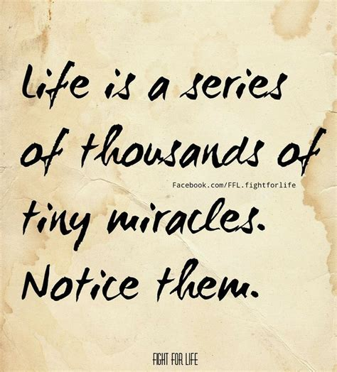 The Miracle Quotes Quotes About Hoping For A Miracle Images