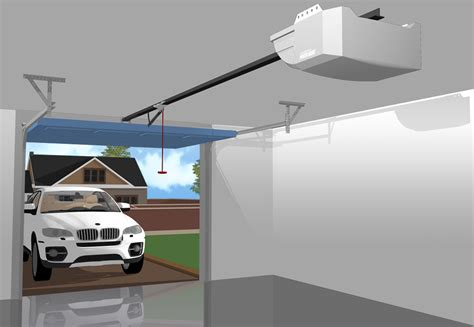 Power Drive Gpd60 Garage Door Opener Opening A Garage Door With No Power