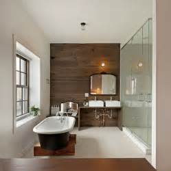 Wall Ideas For Bathrooms by 40 Creative Ideas For Bathroom Accent Walls Designer Mag