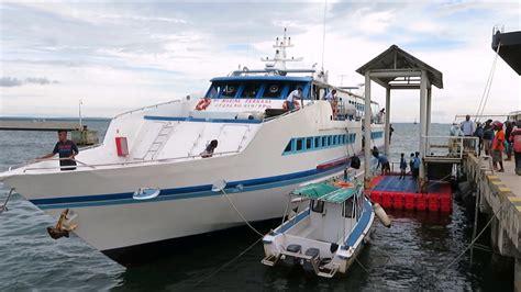 ferry waisai sorong mv marina perkasa kapal cepat baru rute sorong raja at