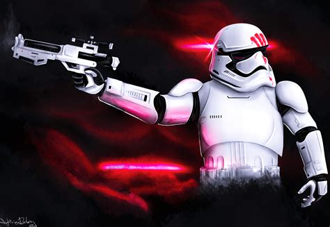 Fn Bloody fn 2187 by lightning dasher on deviantart