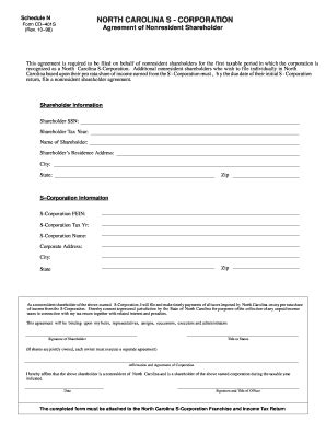 Shareholder Agreement Sle Forms And Templates Fillable Printable Sles For Pdf Word S Corporation Shareholders Agreement Template