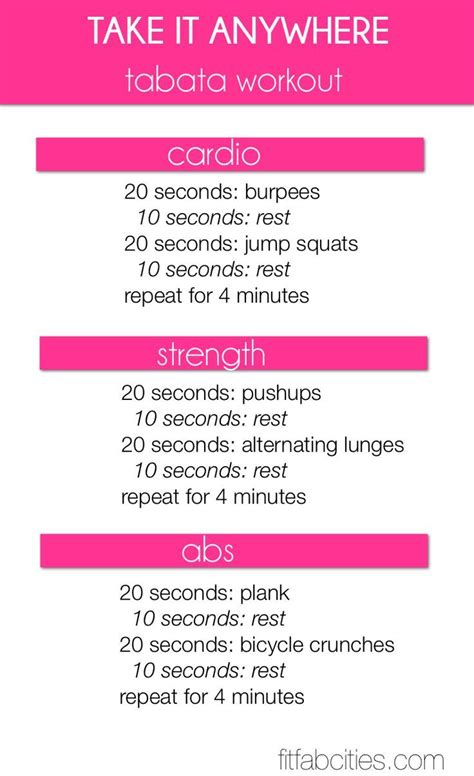 25 best ideas about workouts on mini