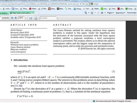 font used in mathematical papers in elsevier journals