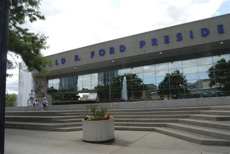 Gerald R Ford Presidential Library Museum by Gerald R Ford Museum Grand Rapids Mi On Tripadvisor