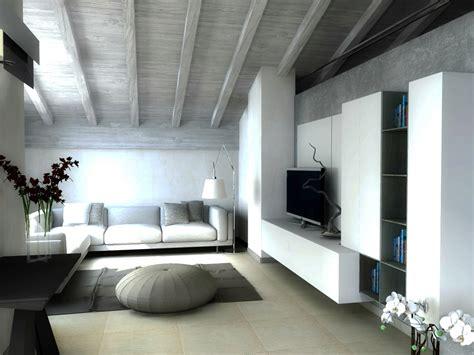 finestre mobili una mansarda di nuova costruzione un progetto d arredo