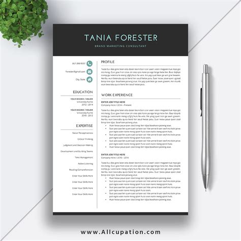 letter template on word contractor invoice template word