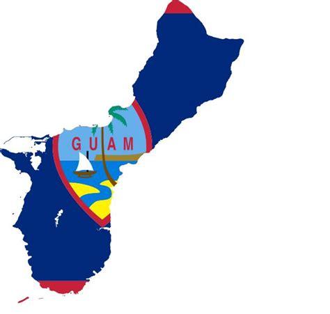 Spanish Designs by Graafix Flag Of Guam