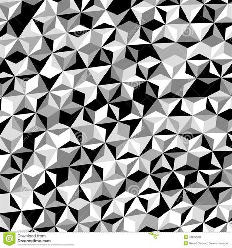 gray triangle pattern vector gray triangle pattern vector bianco nero illustrazione