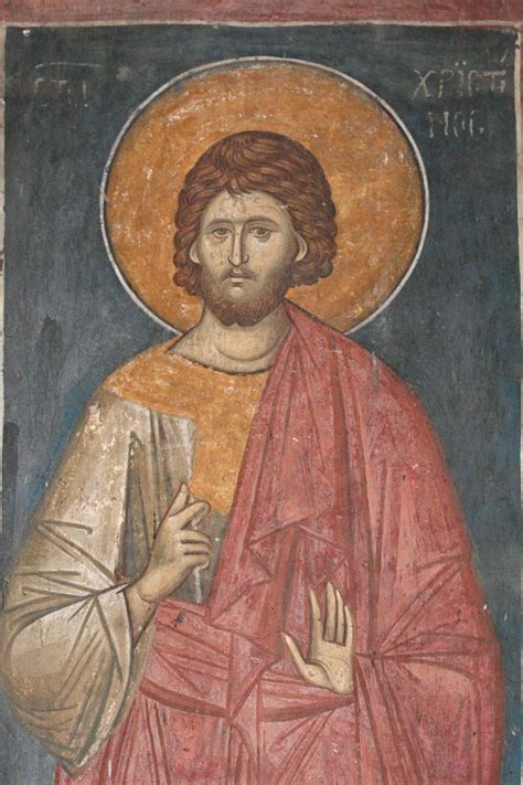 who was st of grace and st christopher the great martyr