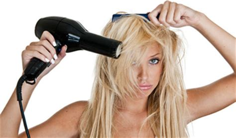 Hair Dryer To Fix Water Damage what not to do when drying your hair drying tips how to your hair at home