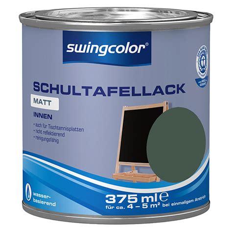 schultafellack farben swingcolor schultafellack gr 252 n 375 ml matt
