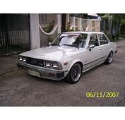 Toyota Corona 1981 Boxer Type