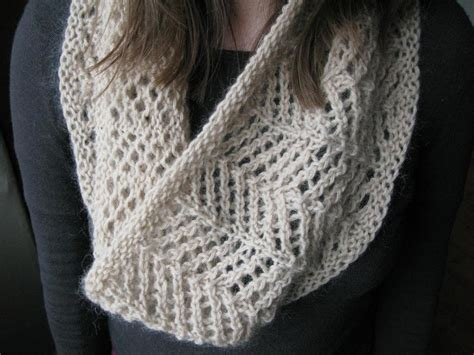 cowl knit pattern cowl by littletheorem craftsy