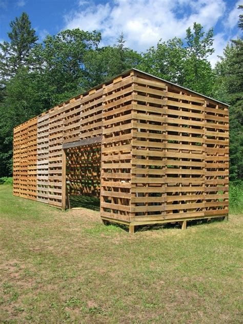 idea kreatif  inovatif perabot  pallet kayu azlan